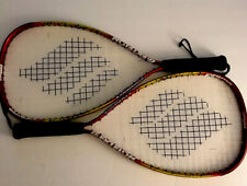 Ektelon 2 Racquetball Racquets Excel Titanium Longbody 915 Power Level Over Size