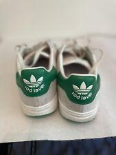 Adidas Rod Laver Men's Size 13 Tennis Shoes White Green