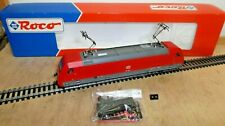 Roco 43741 H0 E-Lok 101 063-6 der DB mit Anleitung / Zurüstbeutel Digital in OVP