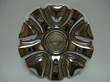 Dynasty 970 Chrome Wheel RIm Center Cap C970-1