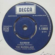 "The Marmalade(7"" Vinyl)Rainbow / Ballad Of Cherry Flavar-Decca Boxed-F -Ex/VG+"