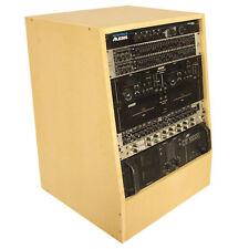 12u 19 inch Angled Rack Unit - Recording Radio Audio Studio AV Producer (SMP12A)