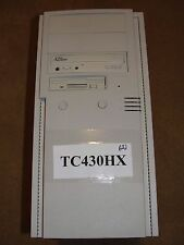 Intel TC430HX Motherboard White Box System only; CPU Pentium MMX 200; 256 Cache