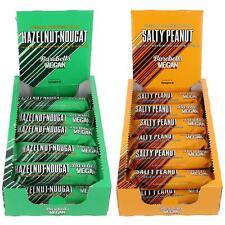 Vegan Barebells 12x55g High Protein Bar No Added Sugar Individual & Mixed Box
