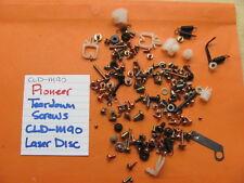 TEARDOWN SCREWS PIONEER CLD-M90 LASERDISC PLAYER