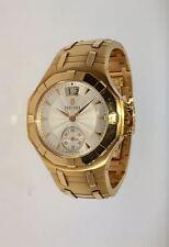 18K YELLOW GOLD GENTS SARATOGA CONCORD 0310495