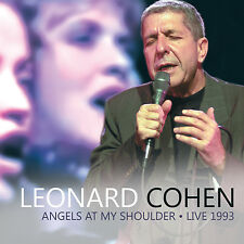 LEONARD COHEN New Sealed 2019 UNRELEASED 1993 LOS ANGELES LIVE CONCERT CD