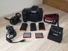 Canon EOS 7D (Cuerpo únicamente)