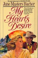 My Heart's Desire Romance Paperback Bacher, June Masters