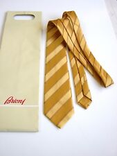 BRIONI Roma LUXURY NEW NEW DIS 2F018 SILK HAND MADE IN ITALY ORIGINAL