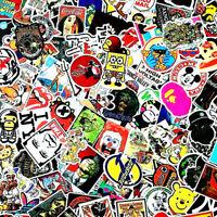 Stickers 200 Kids Child Fun Skateboard Laptop Decals Luggage Dope Sticker Random