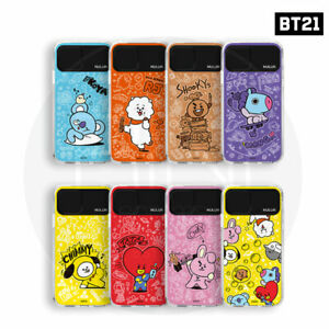 BTS BT21 Official Authentic Goods Doodling Graphic Light Up Case Ver2 + Tracking