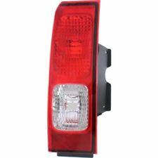 For Hummer H3 06-10, Driver Side Tail Light, Clear and Red Lens