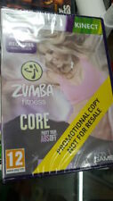 zumba fitness core xbox 360 (New promotional copy)