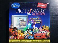 DISNEY PICTIONARY : JEU de société avec DVD (famille, enfants 7+)