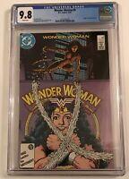 Wonder Woman 9 CGC 9.8 1987 Origin of Cheetah White Pages WW 1984 DC Comics Wiig