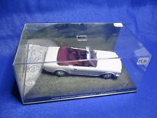 AE684 FABBRI UH JAMES BOND 007 FORD MUSTANG CONVERTIBLE N°35 1/43 GOLDFINGER