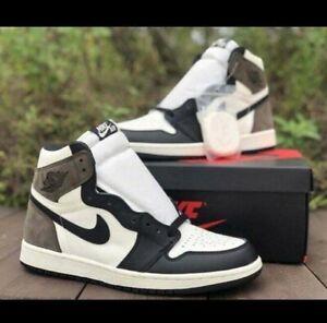 Jordan 1 Black Mocha