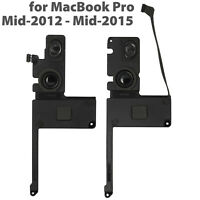 Left Right Replacement Speakers for MacBook Pro Retina 15in A1398 Mid-2012-2015