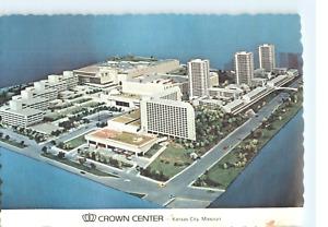 Crown Center A Model Urban Community Kansas City Missouri