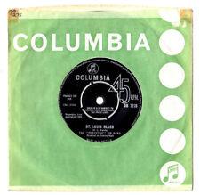 """RARE.""""FORTYTWO"""" BIG BAND.ST.LOUIS BLUES / """"C"""" JAM BLUES.UK ORIG 7""""+CO/SLEEVE.EX+"""