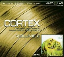 CD DIGIPACK JAZZ-ROCK PROGRESSIF FRANÇAIS CORTEX / VOLUME 2