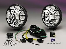 "New -  KC Apollo Pro Series 100w Off Road Lights 6"" Round Pair, by KC HiLiTES"
