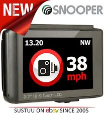 Snooper dvr-4 HD │ Vehicle Dash Cam GPS │ │ police Speed Cam Detector + 16 Go Carte SD