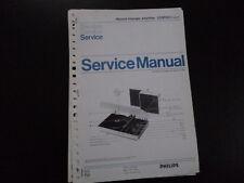 Original Service Manual Philips 22GF851