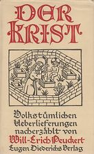Peuckert: il Krist (dopo popolare riguardante forniture) illustra 1957