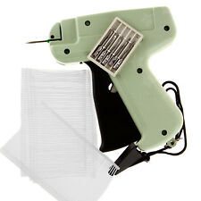 """Regular Clothing Price Lable Tagging Tag tagger Gun W/ 1000 3"""" Barbs 5 Needle"""