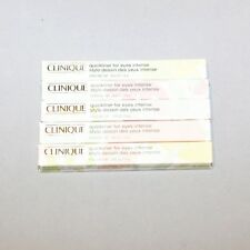 Lot 5 New Clinique Quickliner For Eyes Intense liner INTENSE EBONY Travel Size