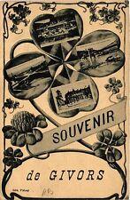 CPA   Souvenir de Givors   (450802)