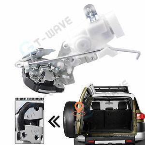 Tailgate Door Lock Actuator Trunk Hatch fits 2007-2014 Toyota FJ Cruiser