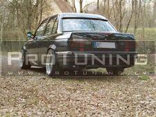 Sunblind For BMW E30 Saloon Sedan Rear Window Spoiler roof Wing Sport sunguard