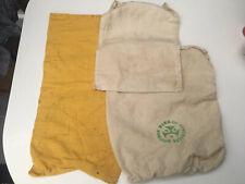 Vintage Cloth Cash Bags