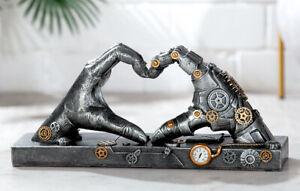 Casablanca Skulptur Steampunk Hand Polyresin H.31 cm Deko Tierwelt 37049