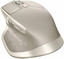 Logitech MX Master Wireless Mouse High-Precision Sensor Connects 3 Devices Stone