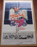 Gable and Lombard Movie Poster, Original, Folded, One Sheet, James Brolin, 1976