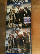 The Hangover Part III (Blu-ray+DVD+HD UV Combo Set)(2013)Slipcover Fast Ship