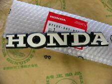 Honda CB 750 four k2 Emblem réservoir avec clips original