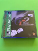 🔥 PS1 PlayStation 1 PSX GAME 💯 COMPLETE WORKING GAME 🔥GRAN TURISMO 2 🔥