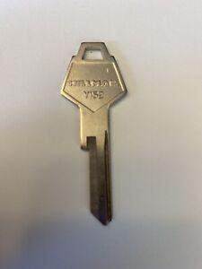 Chrysler/Dodge/Plymouth Y152 Car Key Blank