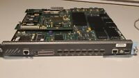 USED Cisco WS-SUP32-GE-3B Catalyst 6500 Series Supervisor Engine 32, 8 10GE Port