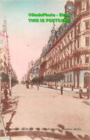 R406981 Avenida de Mayo en dia de fiesta. Buenos Aires. 86. Carmelo Ibarra. J. d