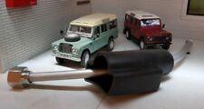 Windscreen Wiper Motor Rack Pipe Tubing & Boot Land Rover Defender Series 2a 3