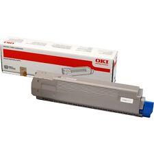 OKI 44643004 C801 - C821 CARTUCCIA TONER NERO ORIGINALE