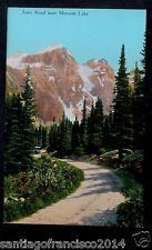CANADA 215-ALBERTA -Banff, Auto Road near Moraine Lake.