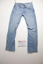 Levis engineered slim jeans usato (Cod.W213) Tg.41 W27 L32 Donna boyfriends