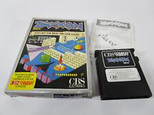 Zaxxon by Sega Video Game Cartridge Coleco vision w/ Box cbs electronics